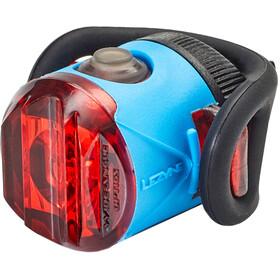 Lezyne Femto Drive Faretto posteriore a LED, blu/nero